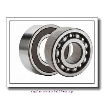 85 mm x 150 mm x 49,2 mm  FAG 3217  Angular Contact Ball Bearings