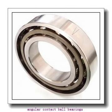 FAG 7307-B-MP-UA  Angular Contact Ball Bearings