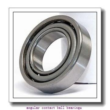 95 mm x 170 mm x 55,6 mm  FAG 3219-M  Angular Contact Ball Bearings