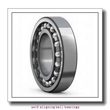 15 mm x 42 mm x 17 mm  SKF 2302 E-2RS1TN9  Self Aligning Ball Bearings