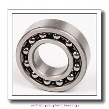 90 mm x 190 mm x 64 mm  SKF 2318 M  Self Aligning Ball Bearings