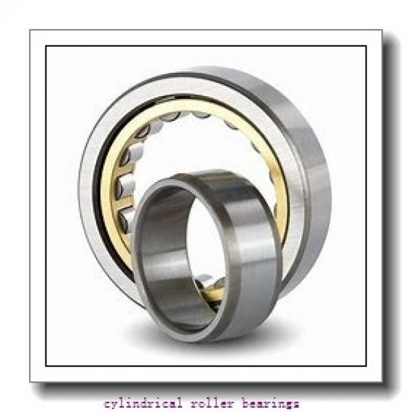 35 mm x 100 mm x 25 mm  SKF NJ 407  Cylindrical Roller Bearings #1 image